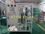 Macchina di degassamento dell'olio del trasformatore di vuoto, trattamento della raffineria di petrolio per l'olio del trasformatore