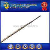 Fio da alta temperatura da fibra de vidro de mica UL5360