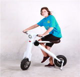 大人とスクーターのためのFoldable電気スクーター48V 350Wの携帯用移動性のスクーターの電気二輪の手段の電気バイク