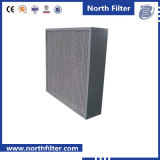 Filtro fabbricato da alta efficienza per aria