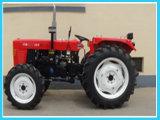 4WD de Kleine Tuin van 40/48/55 PK/de Compacte/Landbouw/MiniTractoren van het Landbouwbedrijf met de Motor Van uitstekende kwaliteit