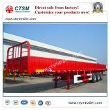 Absinken-Seite/Seitenwand-halb Schlussteil für 20FT Behälter-Transport