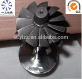 Roda de turbina da carcaça de investimento do Superalloy usada para a turbina de gás
