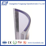 Herstellung Rand-beleuchtete gebogenen LED-hellen Kasten - SEIN