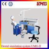 La educación médica suministra el simulador paciente dental