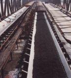 Banda transportadora resistente al fuego de la cuerda de acero para la mina de carbón