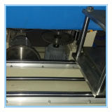 Machine de Fin-Fraisage de guichet en aluminium avec cinq coupeurs