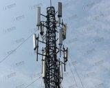 De professionele Toren van de Telecommunicatie Guyed van het Dak Hoogste