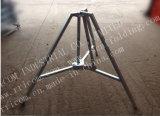 Treppiedi d'acciaio galvanizzato del puntello di Short dell'armatura del TUFFO caldo per costruzione