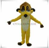 Grande costume della mascotte della pelliccia di Fox di qualità