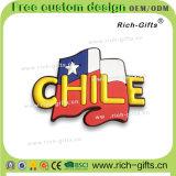 3D 승진 선물 칠레 (RC-CE)를 가진 기념품 PVC 냉장고 자석