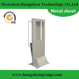 Fabricación doblada inoxidable de acero del metal de hoja