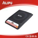 Hornilla vendedora caliente de la cocina de la inducción de Ailipu sola