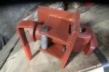 Einzelner rotierender 150X150mm Behälter-halb Schlussteil-Torsion-Verschluss