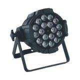 8PCS/18PCS 4 dans 1 lampe imperméable à l'eau polychrome de PARITÉ pour la lumière de musique de discos de lampe d'usager de club