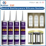 Heißes Sale 280ml Clear Silicone Sealant (Kastar737)