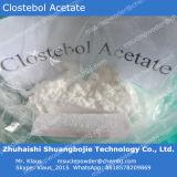 Populäres orales Steroid Puder Clostebol Azetat für Karosserien-Gebäude 855-19-6