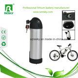 24V 20ah Wasser-Flaschen-Lithium-Batterie-Satz für Ebike