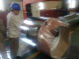 La feuille couvrante plongée chaude a galvanisé la bobine en acier