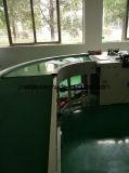 Linha de produção automática máquina do caderno do exercício da colagem