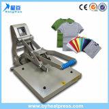 La machine magnétique de transfert thermique de qualité, Automatique-Ouvrent la machine d'impression de presse de la chaleur