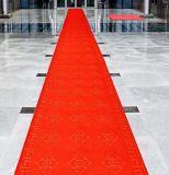 Bester Preis-moderner prägender nichtgewebter Teppich mit schwarzem Belüftung-Schutzträger