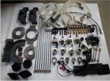 Injecteur de longeron et banc d'essai courants de pompe