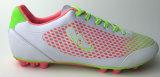 Новый ботинок футбола PU с подошвой TPU