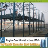 Deux Story Steel Structure Warehouse et Workshop
