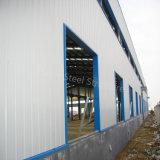 Taller durable prefabricado de la estructura de acero con Niza diseño