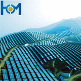 ISO, SPF, SGS를 가진 3.2mm Tempered Arc Low Iron Solar Panel Glass