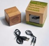 Hölzerne kühle bewegliche Musik MiniBluetooth Lautsprecher