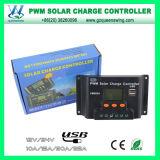 controlador solar da carga do USB LCD de 12V/24V 20A (QW-1420USBB)