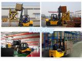 3 Technologie Vier van Tcm van de Vorkheftruck van LPG van de Benzine van T De Vorkheftruck van Wielen