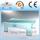 El vidrio de cristal/Tempered modificado para requisitos particulares/endureció el vidrio/el vidrio curvado