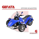 Genata 250cc Bombadier Style Spyder Roadster Motorcycle (GTX250MB)