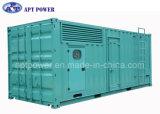 1500kw 1500rpm Yuchai Behälter-Energien-Diesel-Generator