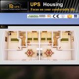 Chambre préfabriquée en béton favorable à l'environnement pour la vie de famille