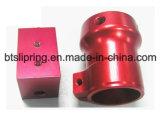 Het betaalbare CNC Aluminium die van de Delen van de Machine Zwarte Geanodiseerde Delen machinaal bewerken