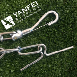 Double chaîne galvanisée de Loope