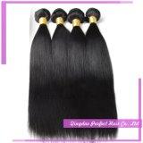 Tessuto peruviano naturale grezzo dei capelli di 100% Remy