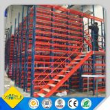 ISO 증명서 산업 창고 중이층 벽돌쌓기
