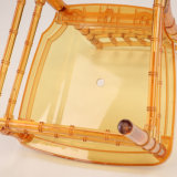 Hotsale PC freier Raum Chiavari Stuhl-transparenter Stuhl auf Verkauf