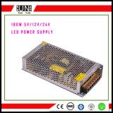 100W DC12V LED 전력 공급 LED 운전사 보장 2 년, 알루미늄 엇바꾸기 전력 공급