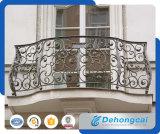 Sécurité spéciale Clôture de balcon en fer forgé de haute qualité