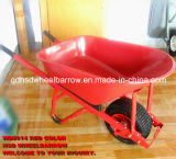 Builders (WB8614)のための頑丈なConstruction Wheelbarrow