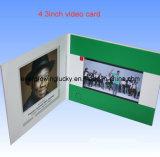 4.3inch /5.0inch /7.0inch LCD de VideoKaart van het Scherm voor de Uitnodiging van de Partij