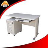 Escritorio personal del ordenador del diseño moderno de los muebles de la PC del vector de la oficina