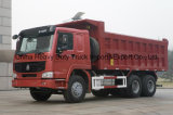 Sinotruk HOWO 팁 주는 사람 트럭 20~40 톤 18~25m3 덤프 트럭