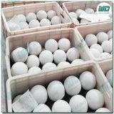 Bola de cerámica del alúmina de la pureza elevada del 92%